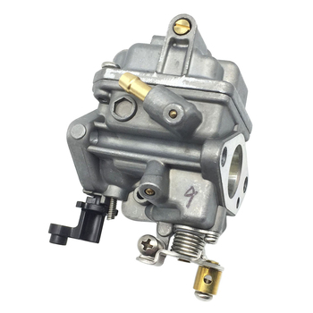 CARBURETOR CARB Assy Fit for Yamaha 4 Stroke Outboard 6HP Engine Boat
