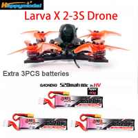 Happymodel Larva X 2 3S 100mm 2.5inch Brushless FPV Race Drone Crazybee F4 PRO V3.0 AIO FC Camera 25mw~200mw VTX GNB 520mah