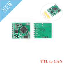 TTL المسلسل إلى يمكن ModBus يمكن انتقال شفاف محول مسلسل وحدة 3.3 V/5 V