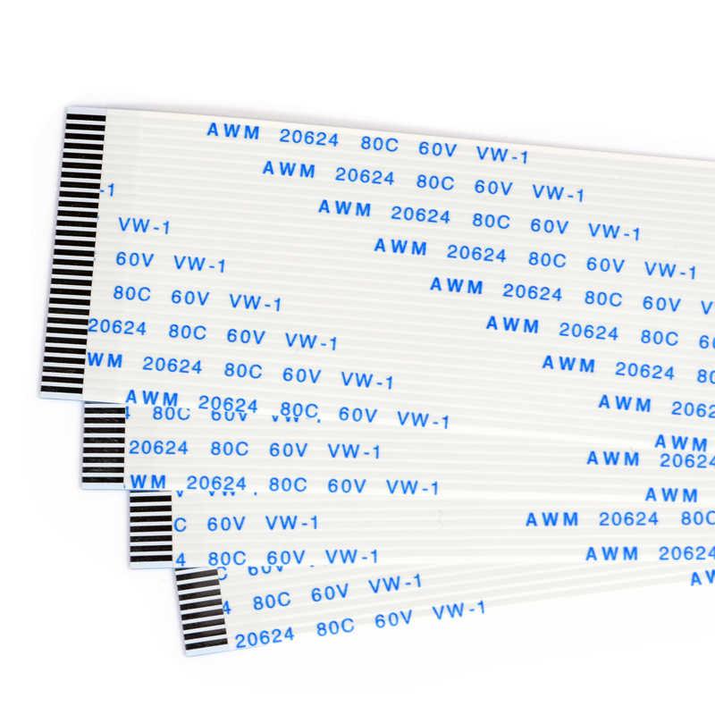 Mimaki Jv300 Roland VS640 Mutoh 1638 Printer DX7 Kabel Kepala XP600 TX800 Printhead Kabel Data 29pin 30 Cm 40 Cm 60 Cm FFC Kabel Datar