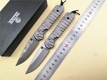 Kesiwo Small Sebenza Pocket Folding Knife Titanium Alloy Handle D2 Blade Utility EDC Camping Hunting Knife kesiwo ln801 folding pocket edc knife d2 blade titanium handle ball bearing system outdoor camping hunting fishing knife tools