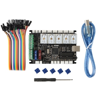 HOT-3D Printer Accessories Armed STM 32-Bit Motherboard Marlin 2.0 with 2209 for Arduino Replace Prusa