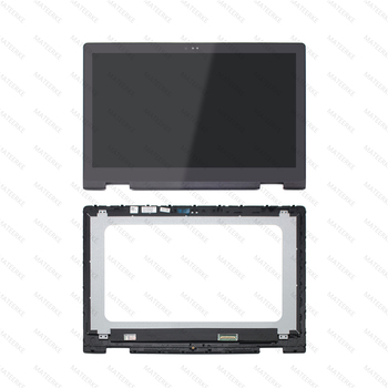 DP/N 0DRRYJ DRRYJ for Dell Inspiron 15 5568 5578 LCD Screen Replacement+touch Screen Assembly