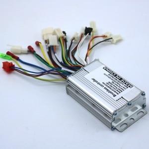 Image 2 - GREENTIME Sensor/เซนเซอร์ Dual โหมด 48V 350W มอเตอร์ BLDC ควบคุม E bike brushless speed controller