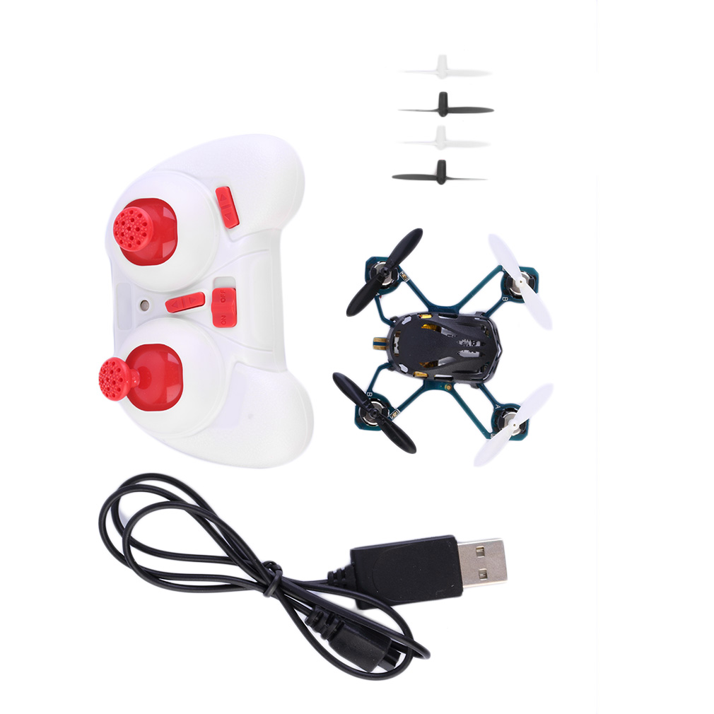 Palm Size Q4 H111 4-CH 2.4GHz Remote Control Mini Professional Quadcopter Flying Helicopter Toys Hubsan NANO