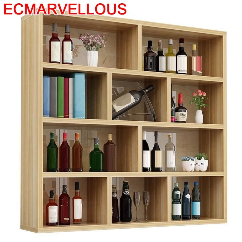 Table Cocina Dolabi Mobili Per La Casa Adega Vinho Gabinete Kast Rack Shelves Commercial Mueble Bar Furniture Shelf Wine Cabinet