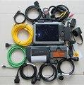 Лучший 2в1 mb star c4 sd Подключение для BMW ICOM A2 b c с программным обеспечением v2019.12 многоязычный + xplore ix104 c5 i7  4g планшетный ноутбук