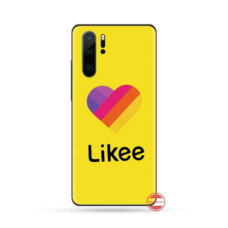 Fashion Likee Kucing Bear Love Heart Phone Case Shell untuk Huawei P9 P10 P20 P30 Pro Lite Smart Mate 10 lite 20 Y5 Y6 Y7 2018 2019