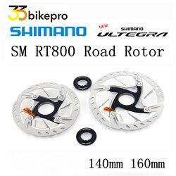 Shimano Ultegra R8000 SM RT800 ice tech Freeza Centerlock wirnik tarczy 140mm/160mm wirnik tarczy roweru szosowego s Hamulce rowerowe    -