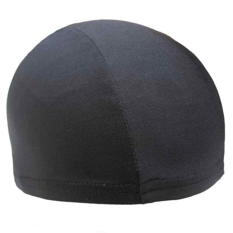 Casco moto kask motocrossowy oddychająca siatka Moto rcycle kask wewnętrzne czapki kapelusz cienki Moto krzyż wyścigi narciarskie pod kask podszewka czapki