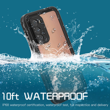 Swim Proof Diving IP68 Waterproof Case For HUAWEI P40 Pro P30 Cases
