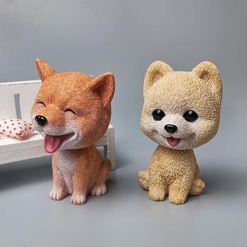 DW0261 PRZY 3D pies formy silikonowe szczeniak formy Hiromi pies Akita formy do świec mydło formy gliny żywicy formy tanie i dobre opinie CN (pochodzenie) Lfgb CE UE Przybory do ciasta Ekologiczne SILICONE