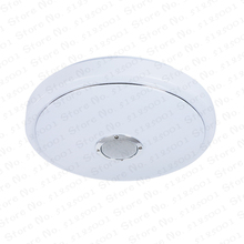 200W WiFi RGB LED Ceiling Lights APP Remote bluetooth Music Light Home Smart Ceiling Lamp Support alexa go/google home/tmall Elf