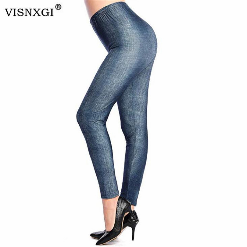 VISNXGI Women Leggings Hip Push Up Pencil Pants Legging Jegging Milk Silk Leggins Jeggings Legins 2020 Autumn Summer Fashion