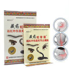 InniFun 8Pcs/Bag Pain Patch Relief Body Neck back massage Medicated Plasters Sticker Ointment For Joints Z3