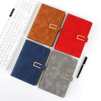 A5 Journal Business Diary Notebook DIY Agenda Planner Organizer Line Note Book Back to School Travel Handbook Notepad Stationery business leather notebook filofax planner agenda diary with lock papelaria notepad bullet journal note book school stationery
