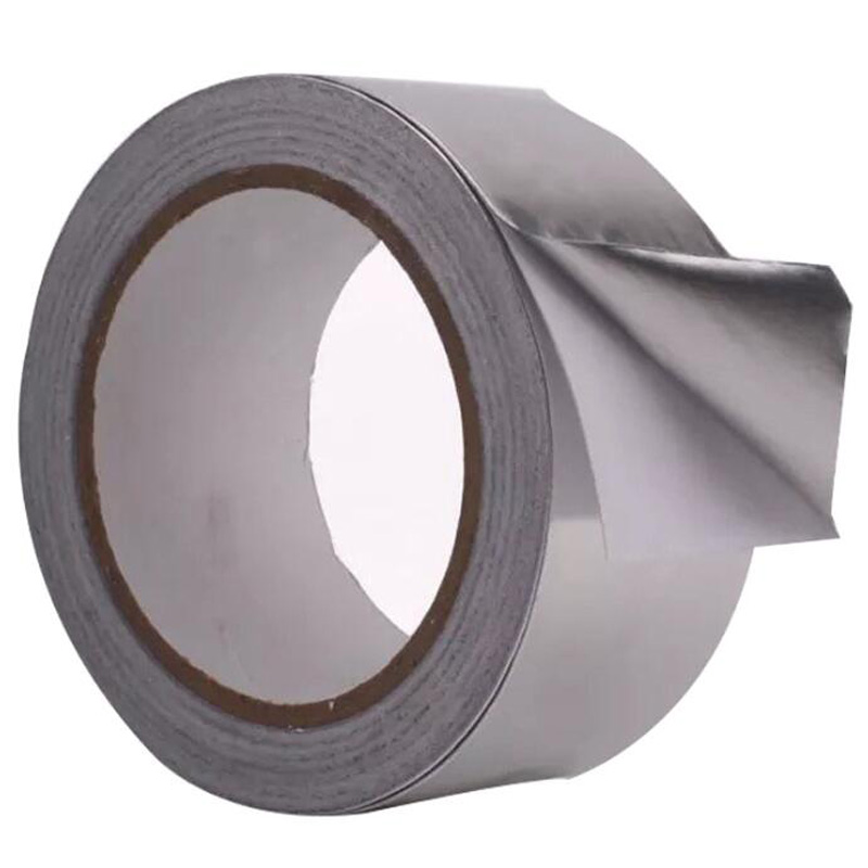 1PCS  Heatshield Tape Length 20m Slivery BGA Aluminum Foil Tape  High Temperature Tape