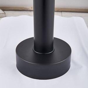 Image 4 - Bad Kraan Floor Stand Kranen Badkamer Enkel Handvat Mengkraan Rotatie Uitloop Bad Mixerstanding Warm En Koud Bad Douche