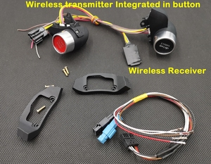 Image 5 - For VW MQB Steering Wheel Driving Select Mode TT RS R8 Engine Start Stop Switch Button