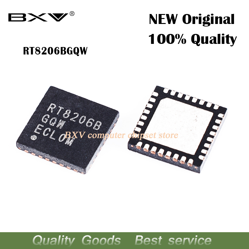 Free Shipping 5pcs RT8206BGQW RT8206B QFN-32 New Original