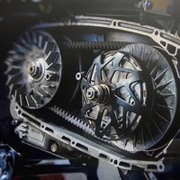 REVENO 원활한 전송 클러치 RS100 JOG100 AXIS100/BWS125 BWS'r 레이싱 성능 설정 튜닝 전송 bws 125 부품