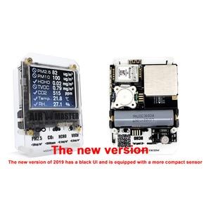 Image 5 - جهاز قياس CO2 للكشف عن جودة الهواء KKMOON AM7p HCHO جهاز استشعار CO2 جهاز استشعار Pm2.5 مقياس co2 للظروف المنزلية