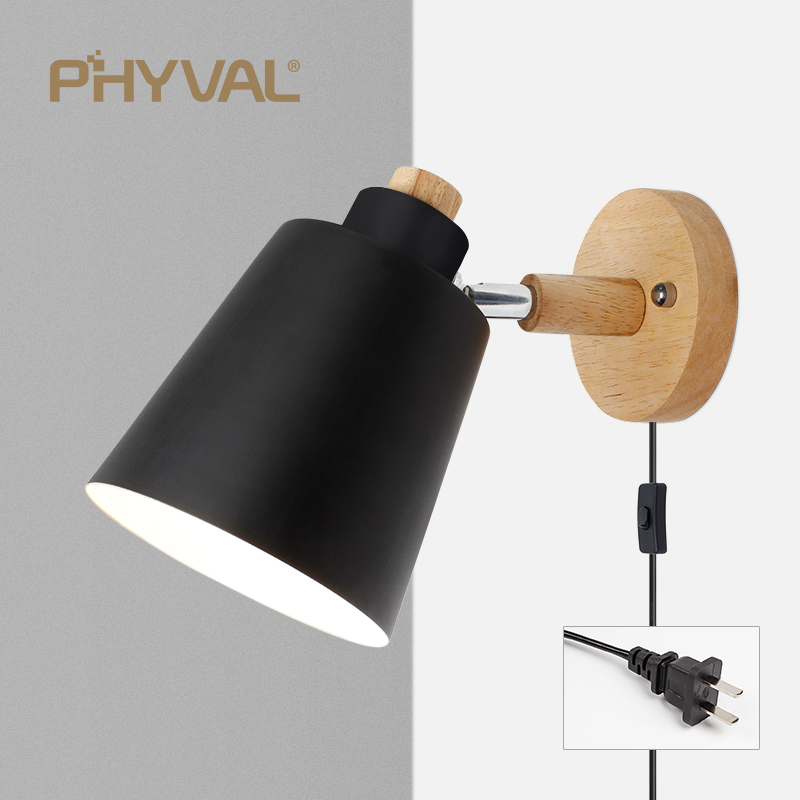 PHYVAL Nordic Wall Lamp…