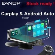 Navigation HUD Car-Media-Projector Head-Up-Display OBD2 Carplay Eanop M60 Digital Auto-Fm-Google
