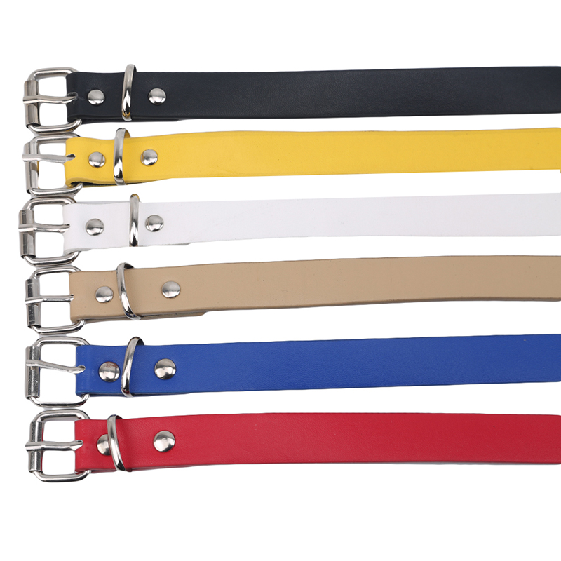 Spring New Teens Belt Casual Retro Pu Microfiber Leather Belt Washed Waistband For Boys Girls Leather Belt Factory Direct Solid