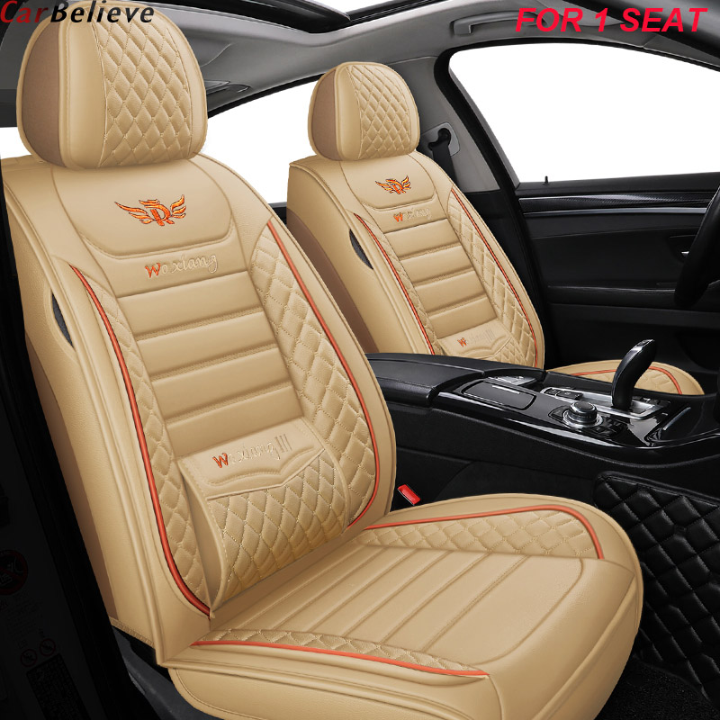 1 pcs leather car <font><b>seat</b></font> <font><b>cover</b></font> For <font><b>mazda</b></font> 3 bk bl 2010 cx 7 cx-5 2013 6 2014 323 familia <font><b>cx9</b></font> accessories <font><b>seat</b></font> <font><b>covers</b></font> for cars image