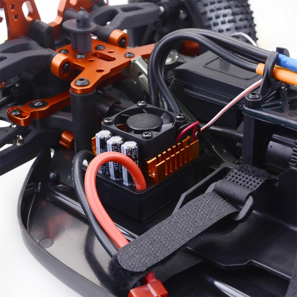 escova motor de controle de rádio carro