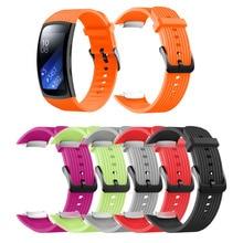 Silicone Sport Strap for Samsung Gear Fit 2 Pro Band Replacement Wristband for Samsung Gear Fit 2 SM-R360 Smart Watch Bracelet смарт часы samsung galaxy gear fit 2 sm r360 розовый sm r3600ziaser