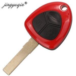 Image 3 - jingyuqin 3 Button Remote Smart Car Key 433MHZ ID48 Chip for Ferrari 458 Italia California 599 GTB Fiorano FF Complete Horse Fob