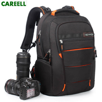 CAREELL Bag C3050 DSLR Camera Bag Photo Bag Camera Backpack Universal Large Capacity Travel Backpack For Canon/Nikon Digital Cam high quality multifunction professional double shoulder camera bag backpack case travel bag for canon nikon sony dslr camera