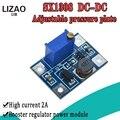 Регулируемый силовой модуль от 2 до 2-28 в, регулируемый силовой модуль, повышающий преобразователь, большой ток 2 А, SX1308