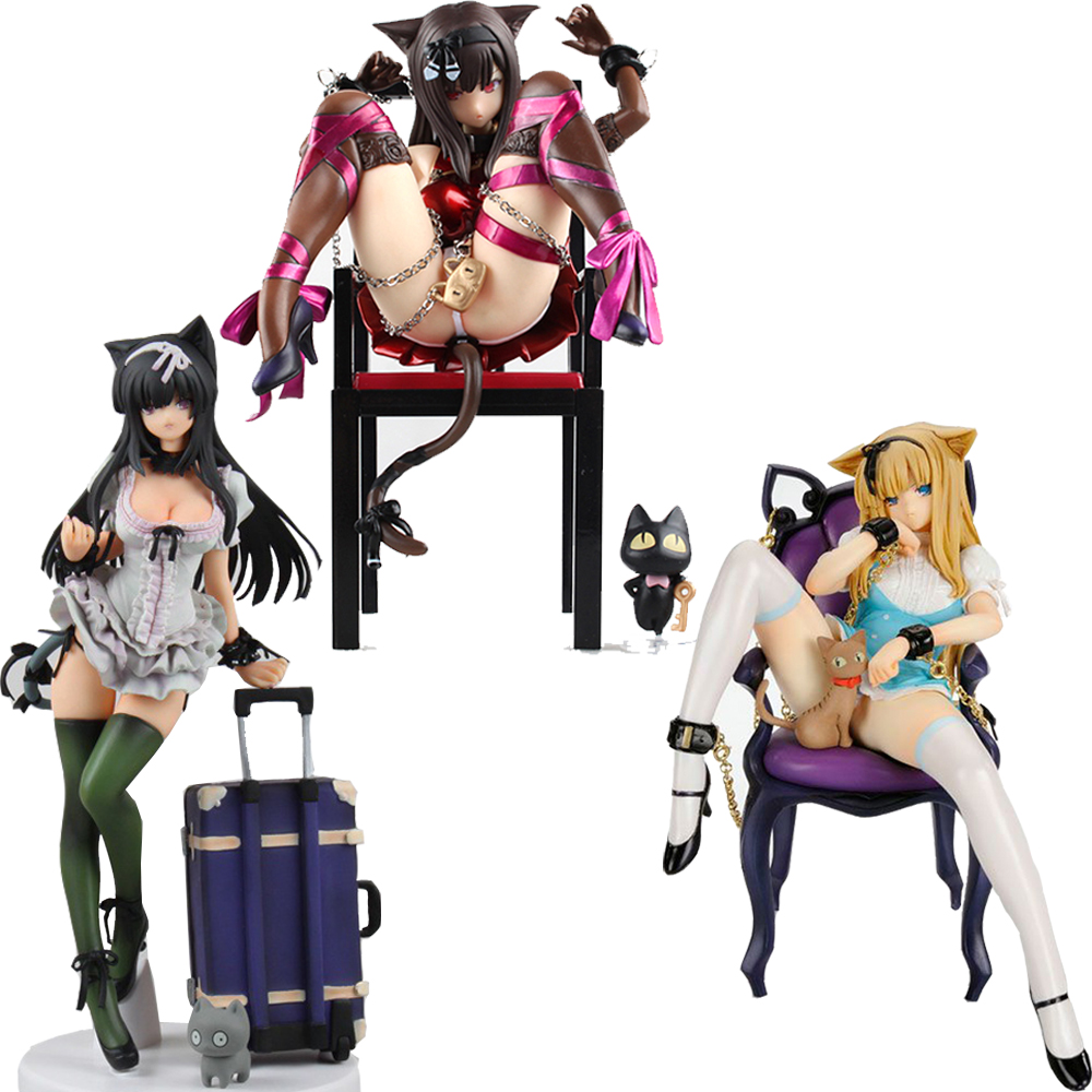 15cm Embrace Alice Planet Of The Cat And Chairs Sexy Girls Action Figure Japanese Anime PVC Adult Action Figures Toys Anime