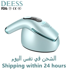 Epilator Hair-Removal-Device Laser Flashes Deess Gp590 Permanent Unlimited Cool Ipl Painless