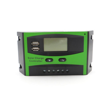 60A 12V  LCD Solar System generator cell Panel Charger Battery Battery Controller 1KW 2KW 3KW 500W 600W 800W 1000W 1500W 2000W