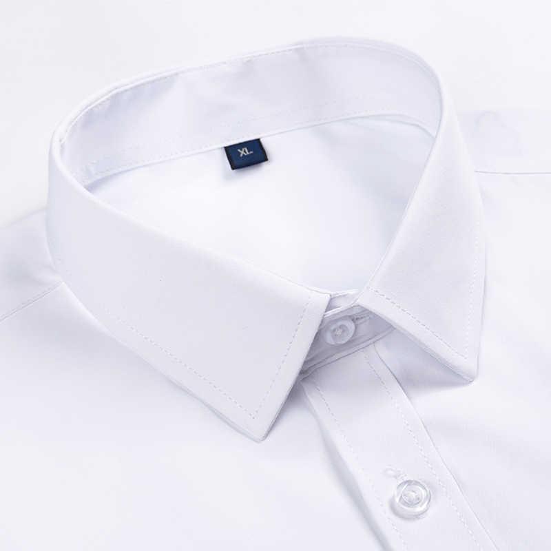 고품질 남성 옥스포드 캐주얼 셔츠 레저 디자인 남성 사회 셔츠 100% 코튼 반팔 남성 복장 셔츠
