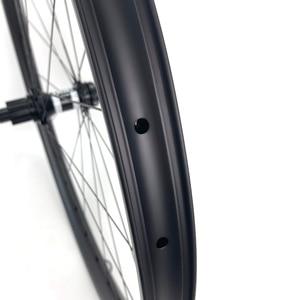 Image 4 - הרי אופני אסימטרית hookless MTB זוג גלגלי פחמן 29er XC/AM 36mm רוחב 24mm עומק עם mtb DT350S רכזת