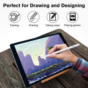 Aktywny rysik cyfrowy długopis 1.5mm cienki długopis ekran dotykowy pióro dla IPad Pro/ Air/Mini dla Samsung i innych telefonów z systemem Android Tablet
