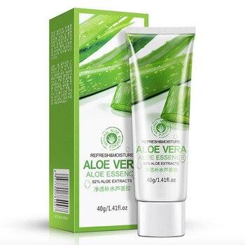 Gel de Aloe Vera Para eliminar cicatrices, crema facial blanqueadora Para reparar...