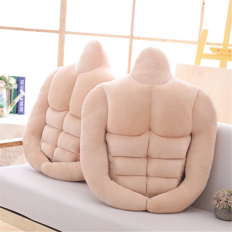 Креативные Игрушки мышечная Мужская подушка для сна бойфренд