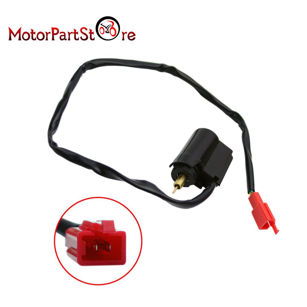 <font><b>Carburetor</b></font> Carb Automatic Electric Choke For Scooter Moped <font><b>50cc</b></font> 125cc 150cc <font><b>GY6</b></font> D10 image
