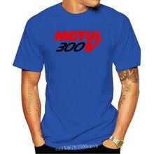Limitée Édition!!Motul 300V Logo Personnalisé hommes T-Shirt TAILLE S-2XL