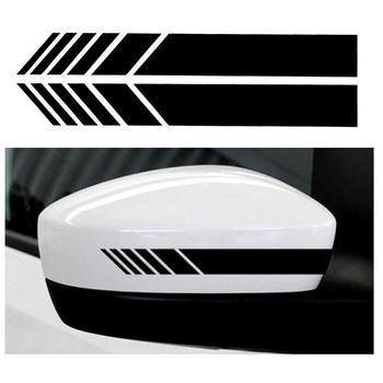 Rearview Mirror Strip Stickers  1