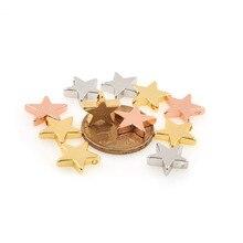 Звезда кулон пентаграмма шарм сделай сам ювелирные изделия браслет серьги изготовление аксессуары