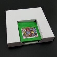 10 stuks veel Carton Vervanging Karton Innerlijke Inlay Insert Lade Voor GBA of voor GBC Game Cartridge ONS versie