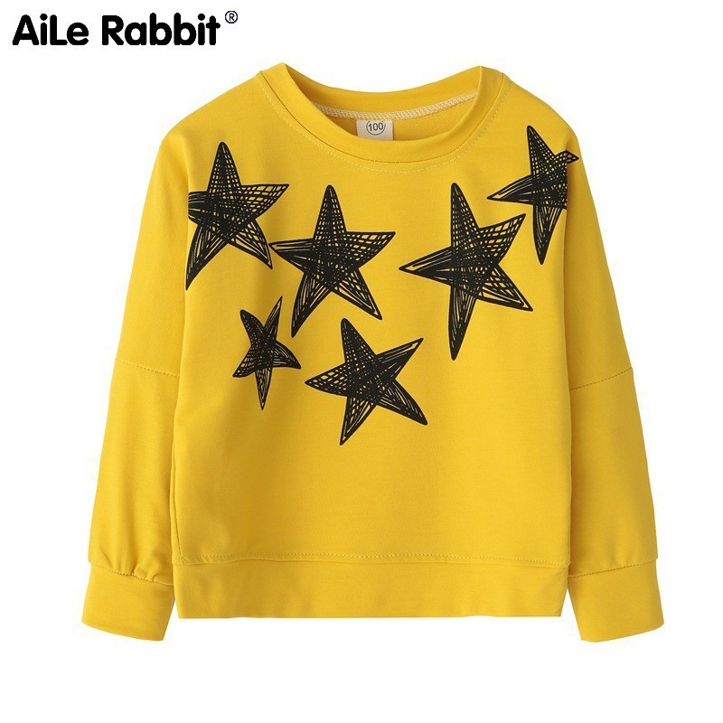 Autumn Long Sleeve T Pity Will Child Children Jacket Catamite Stars Profound Generation Coat