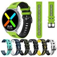 Cinturino sportivo in Silicone cinturino per cinturino in Silicone Smartwatch kw66 cinturino sostituibile accessori cinturino